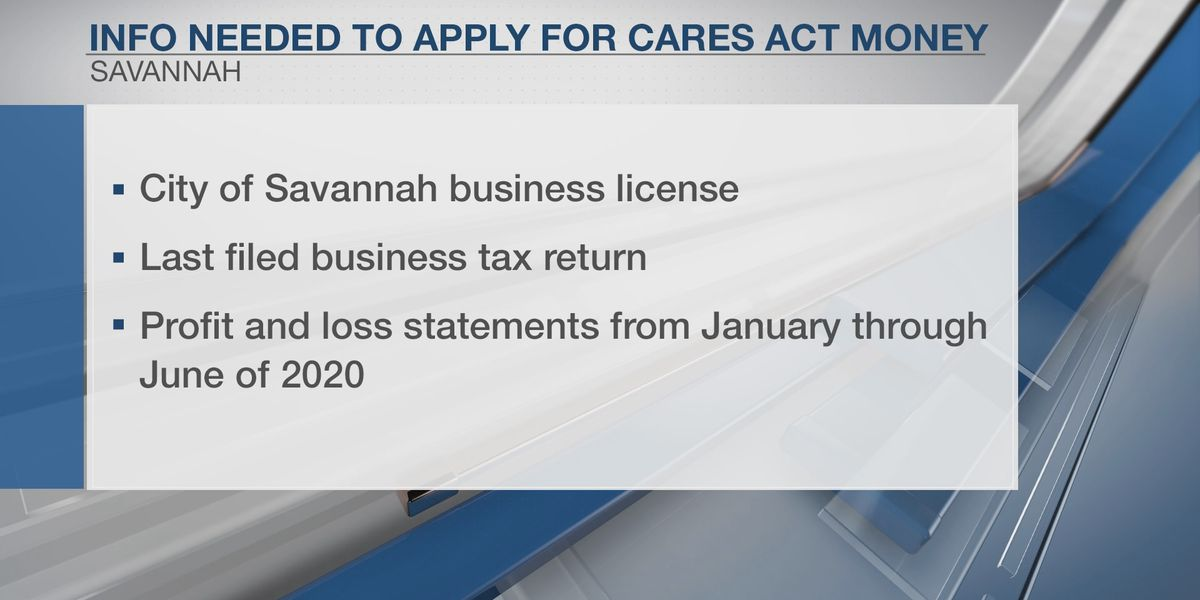 Round 2 of Savannah CARES assistance begins Tuesday