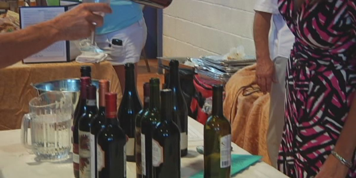 17th annual International Food and Wine Tasting to benefit local charities