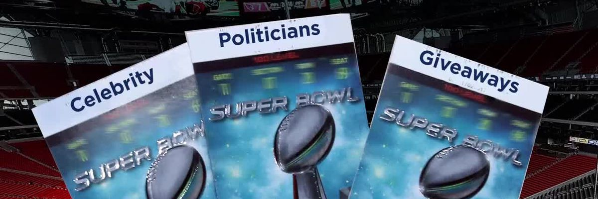 Why it's so hard to get a ticket to the Super Bowl