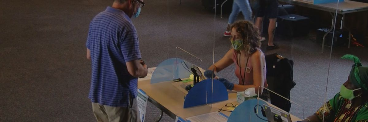 Chatham Co. Board of Elections reports more absentee ballots, slow day for in-person voting