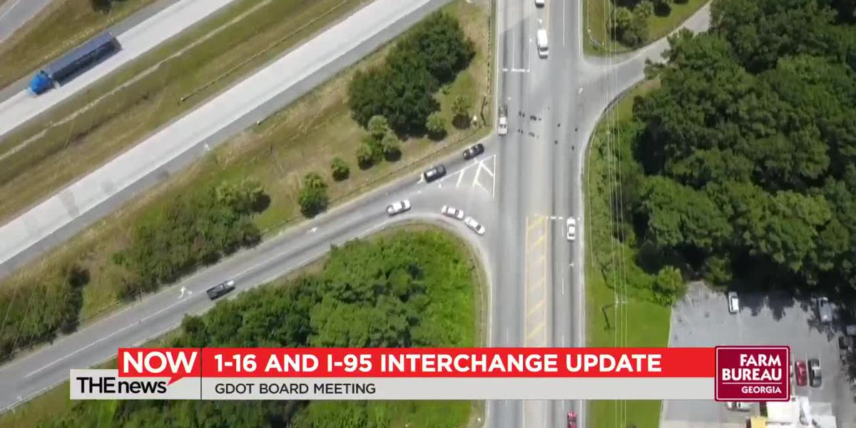 Some relief for your daily commute on I-16 could be coming in the near future.