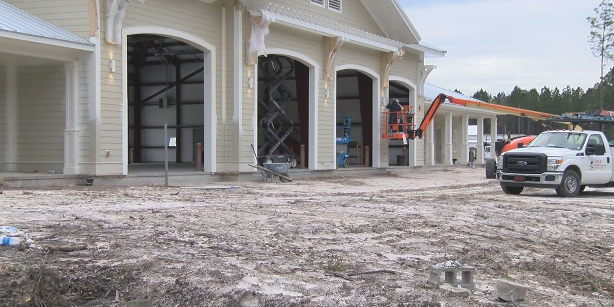 Construction on new Bryan Co. fire station delayed by weather