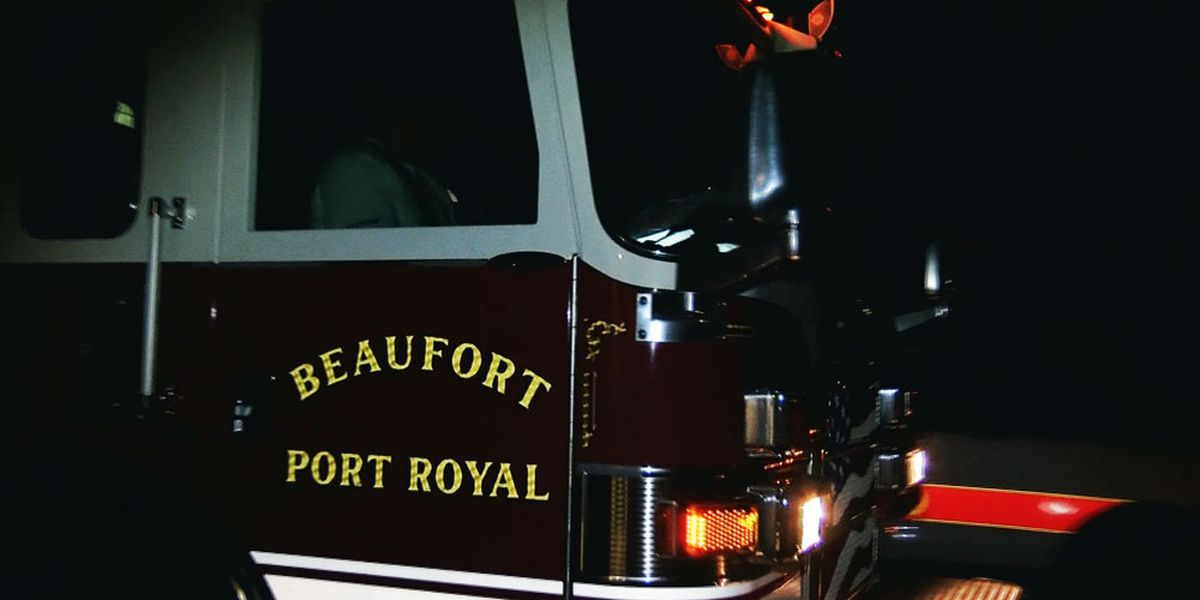 Beaufort County firefighters depart to assist with storm recovery