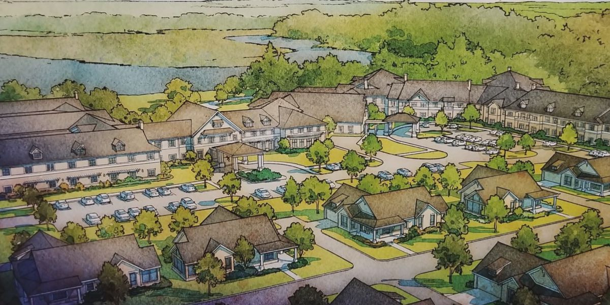 Residential project petitioner addressing concerns of Skidaway Island residents