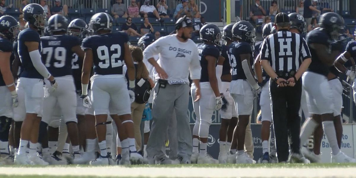 Georgia Southern to face ranked opponent on Saturday
