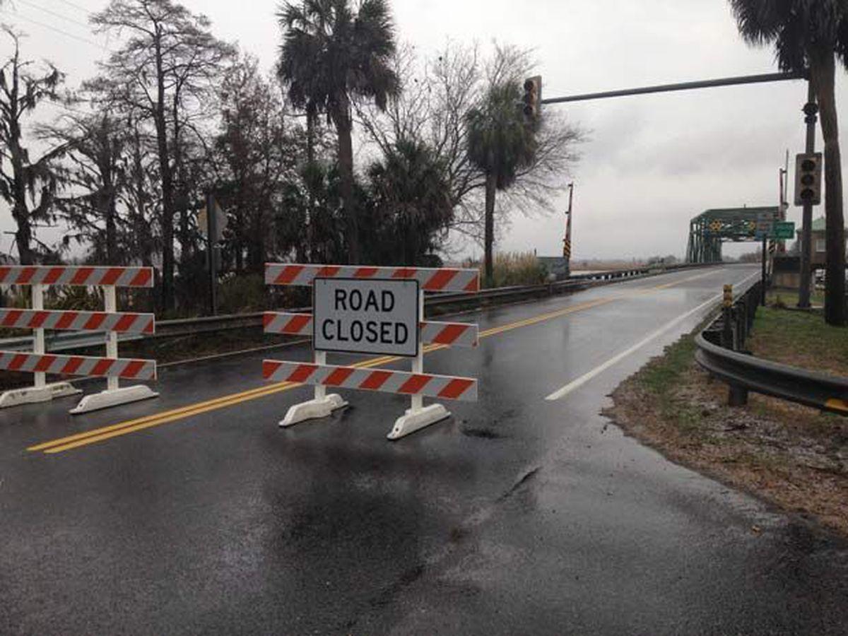 Houlihan Bridge closed until further notice for maintenance