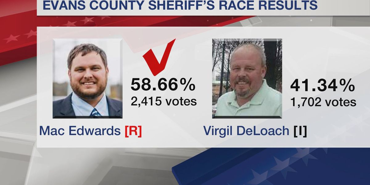 New Evans Co. sheriff elected