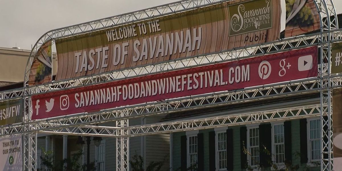 Massive crowds show out for Savannah Food & Wine Festival