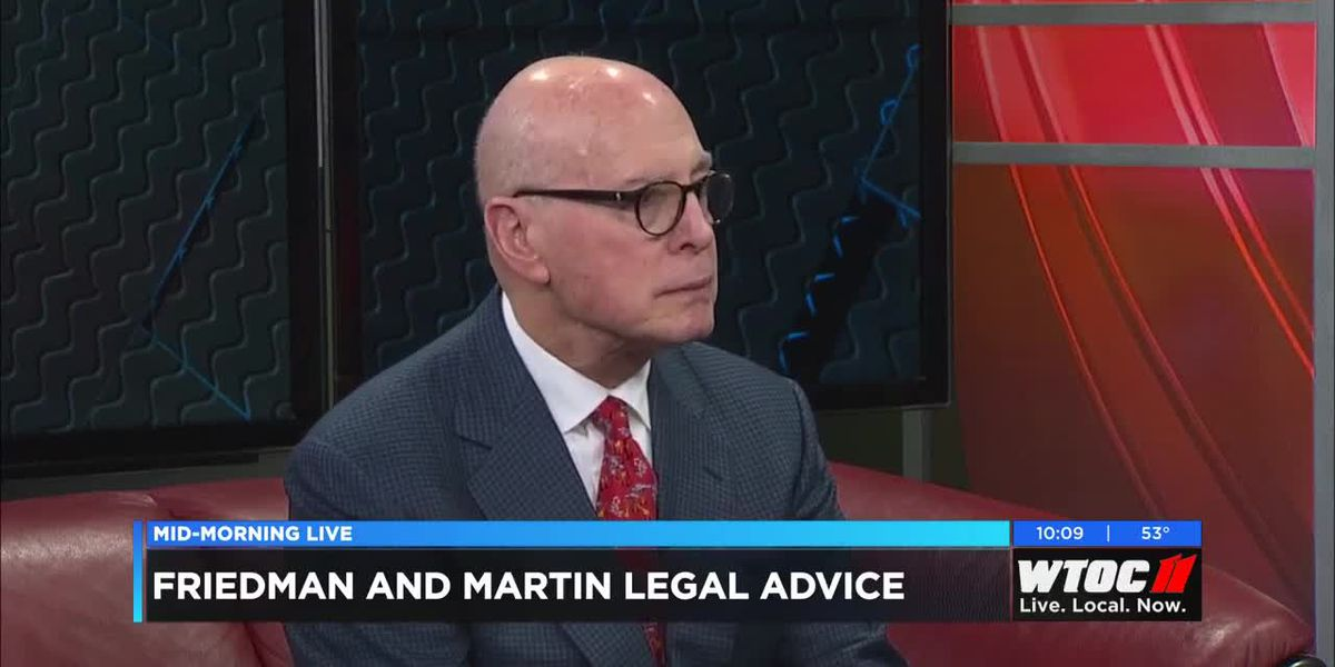 Friedman and Martin Legal Advice Question Two