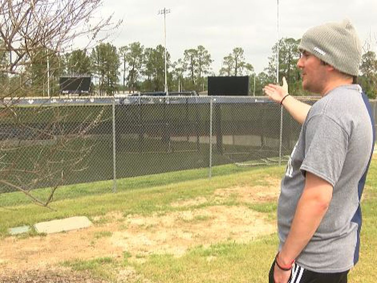Eagle baseball superfan reacts to season's cancellation