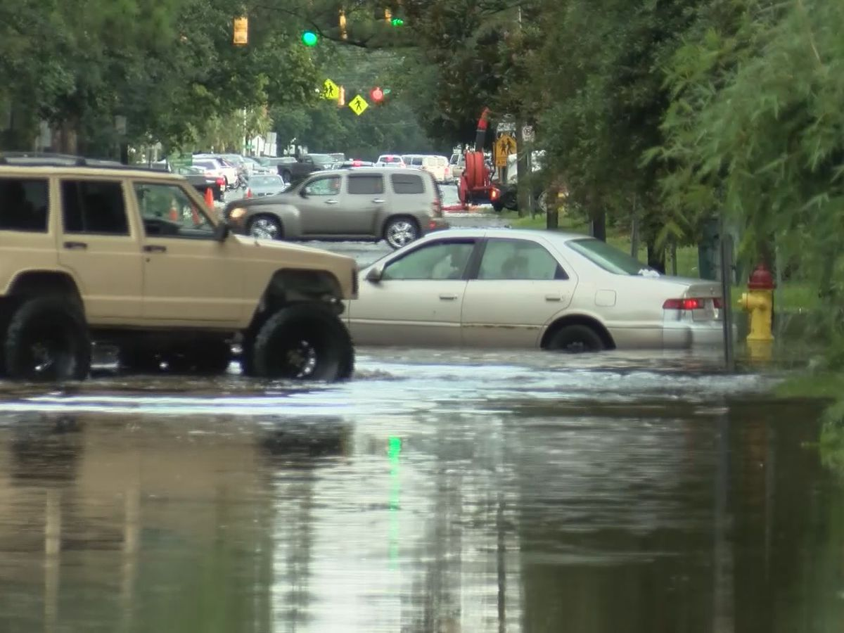 Protect yourself from flooded cars