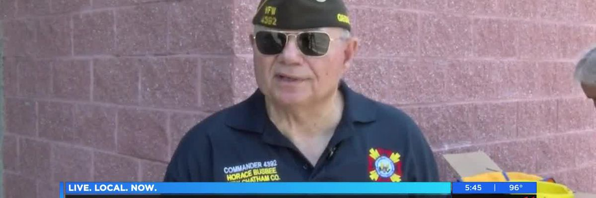 VFW hands out poppies to honor fallen