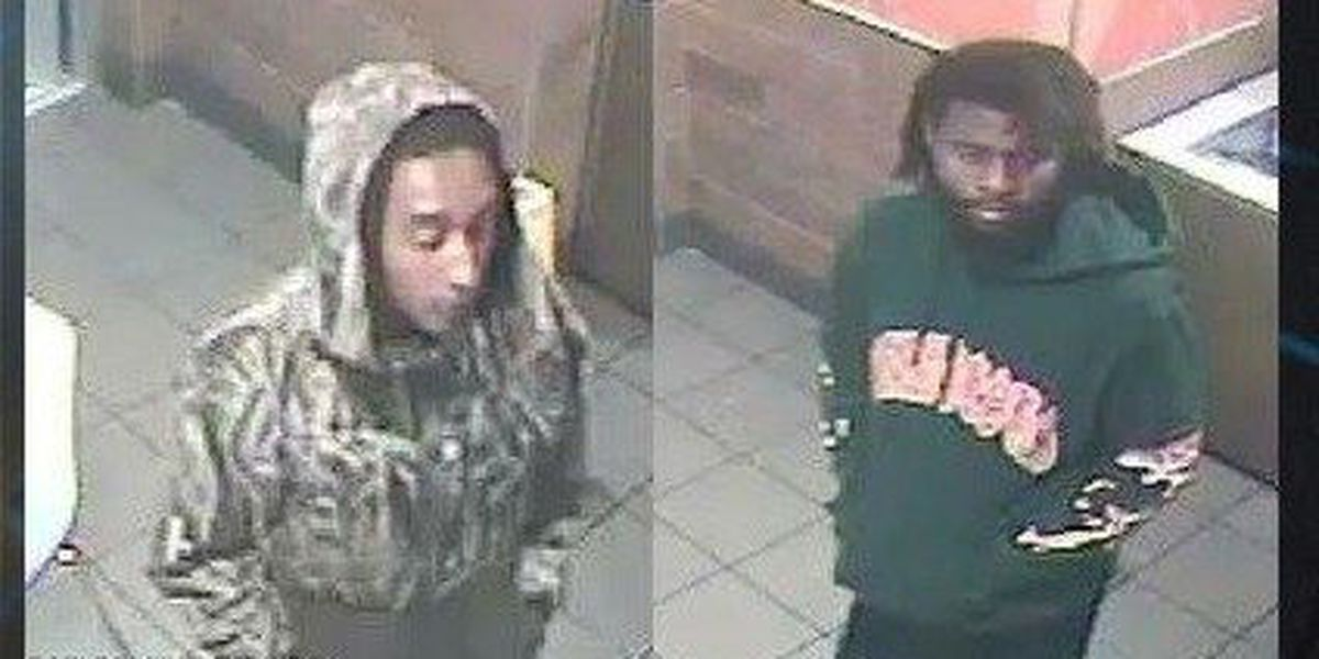 BCSO looking for suspects who used counterfeit money at Bluffton McDonald's