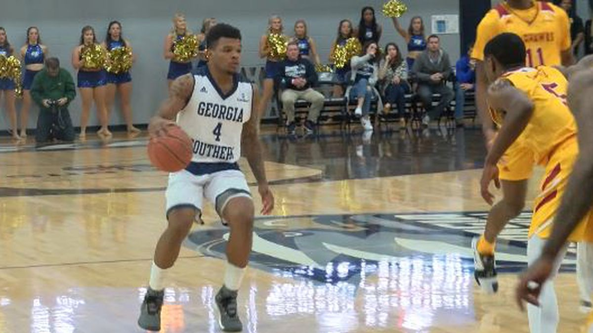 Tookie Brown named Sun Belt Player of the Year