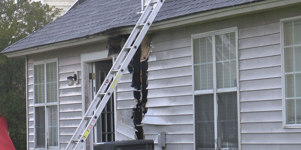 Several house fires in Pooler likely caused by lightning strikes