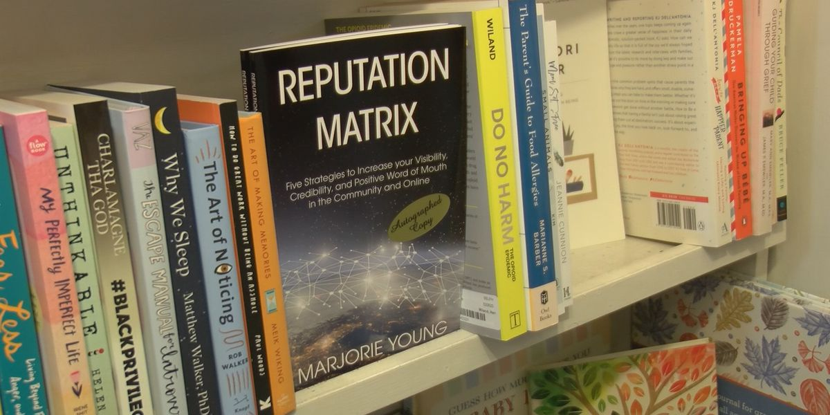 Local PR expert offers new book as aide to small business growth