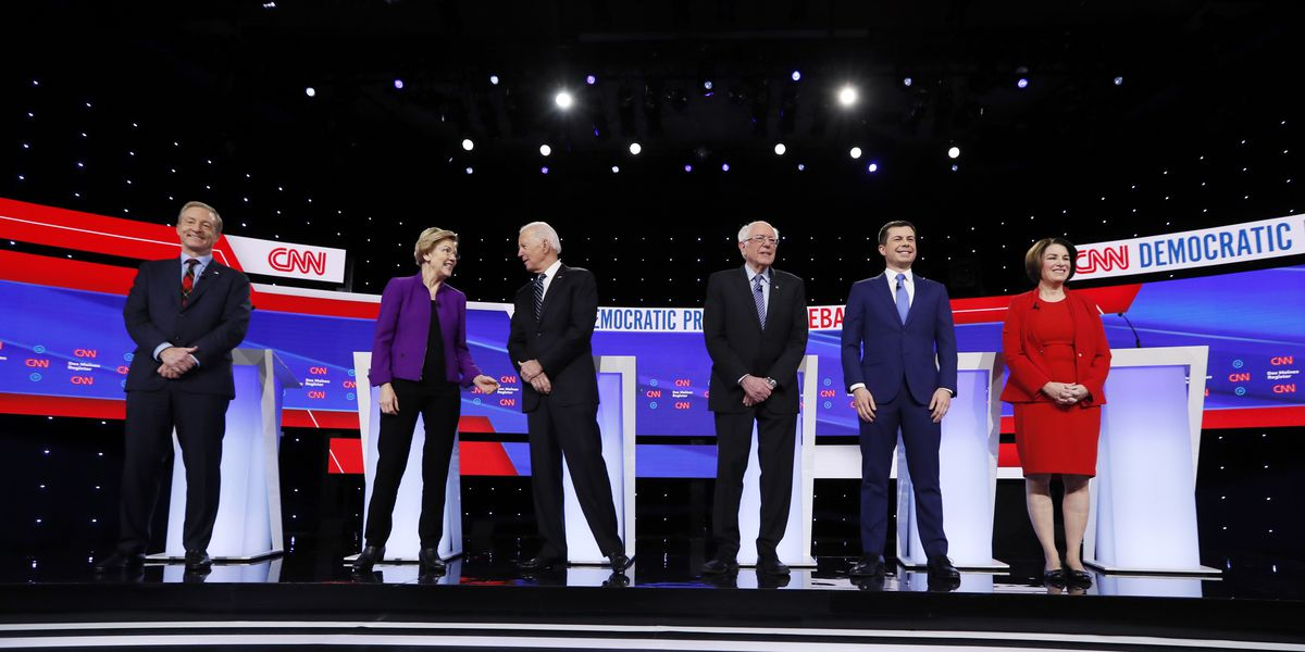 Volatility defines Democratic race as candidates flood Iowa
