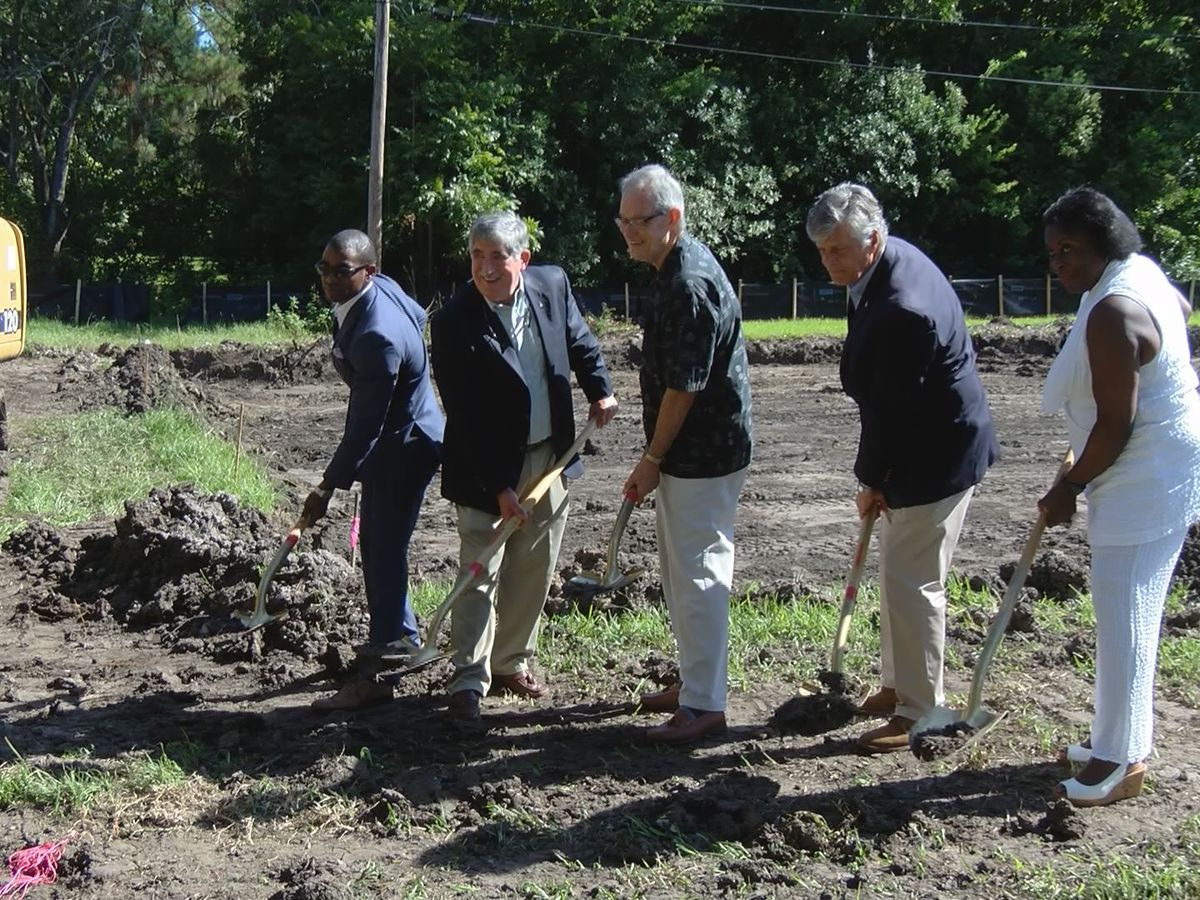 Groundbreaking ceremony held for Atwood Park