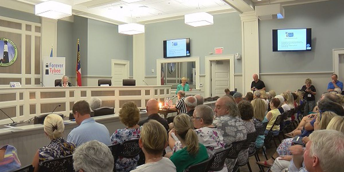Tybee Island voters hear from 3 hopefuls at mayoral forum