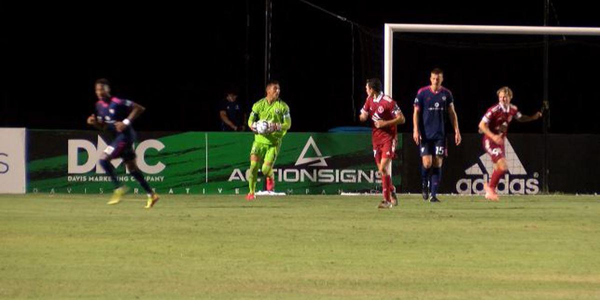Tormenta FC earns draw on short rest