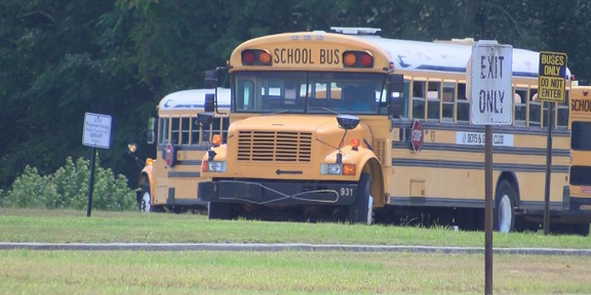 GSP warns drivers to pay close attention to school buses