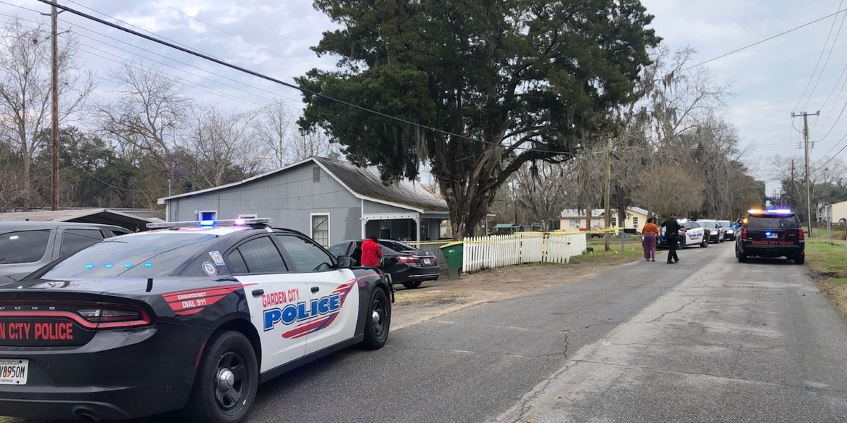 Garden City Police investigating shooting on Old Louisville Road