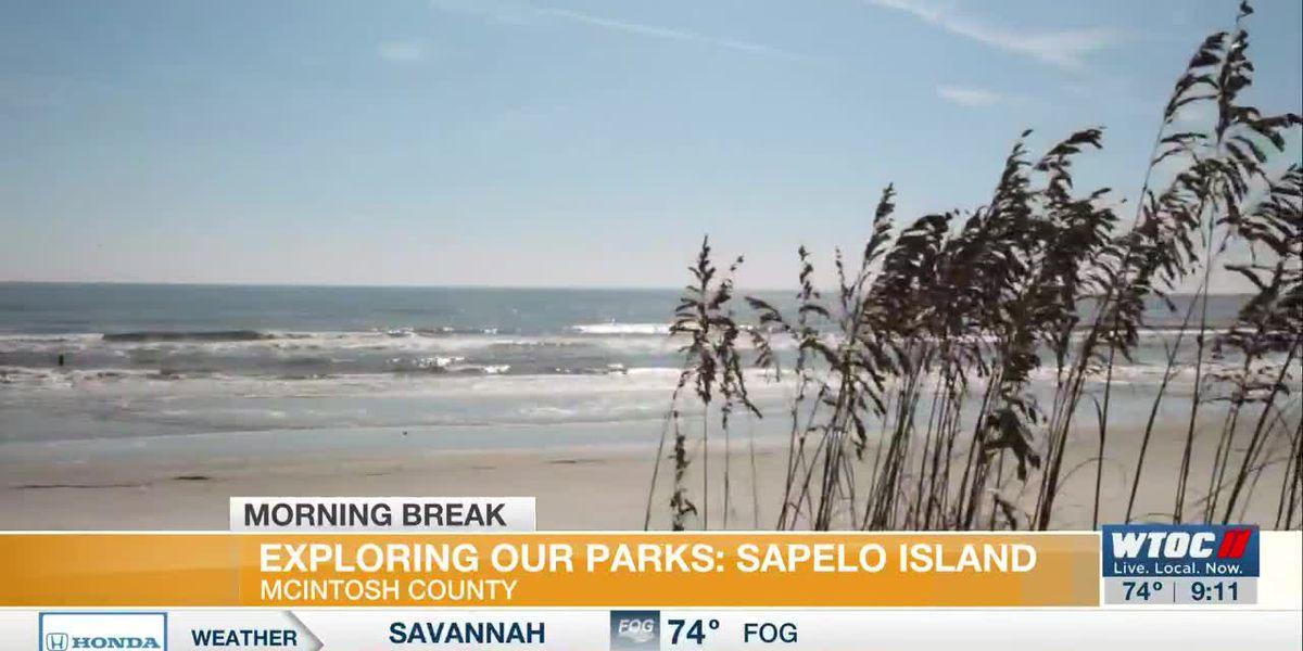 Exploring Our Parks: Sapelo Island