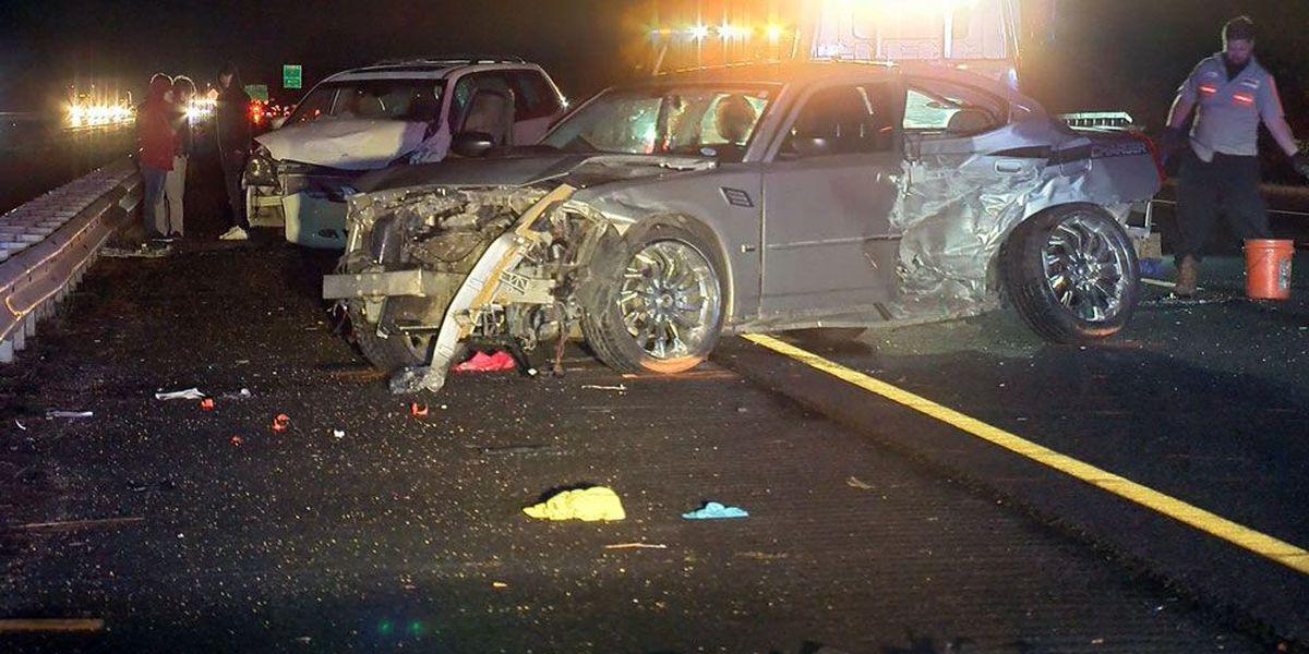 2 children seriously injured in I-95, Quacco Rd. crash