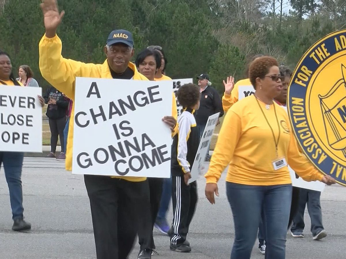 Bryan County NAACP chapter president discusses fight for racial equality