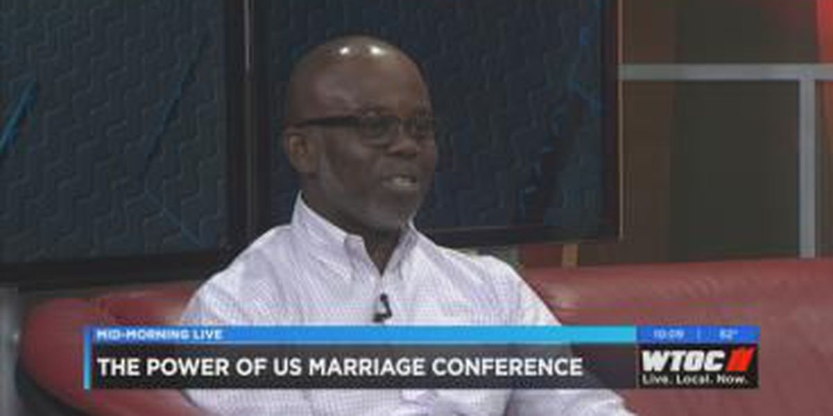 The Power of Us Marriage Conference