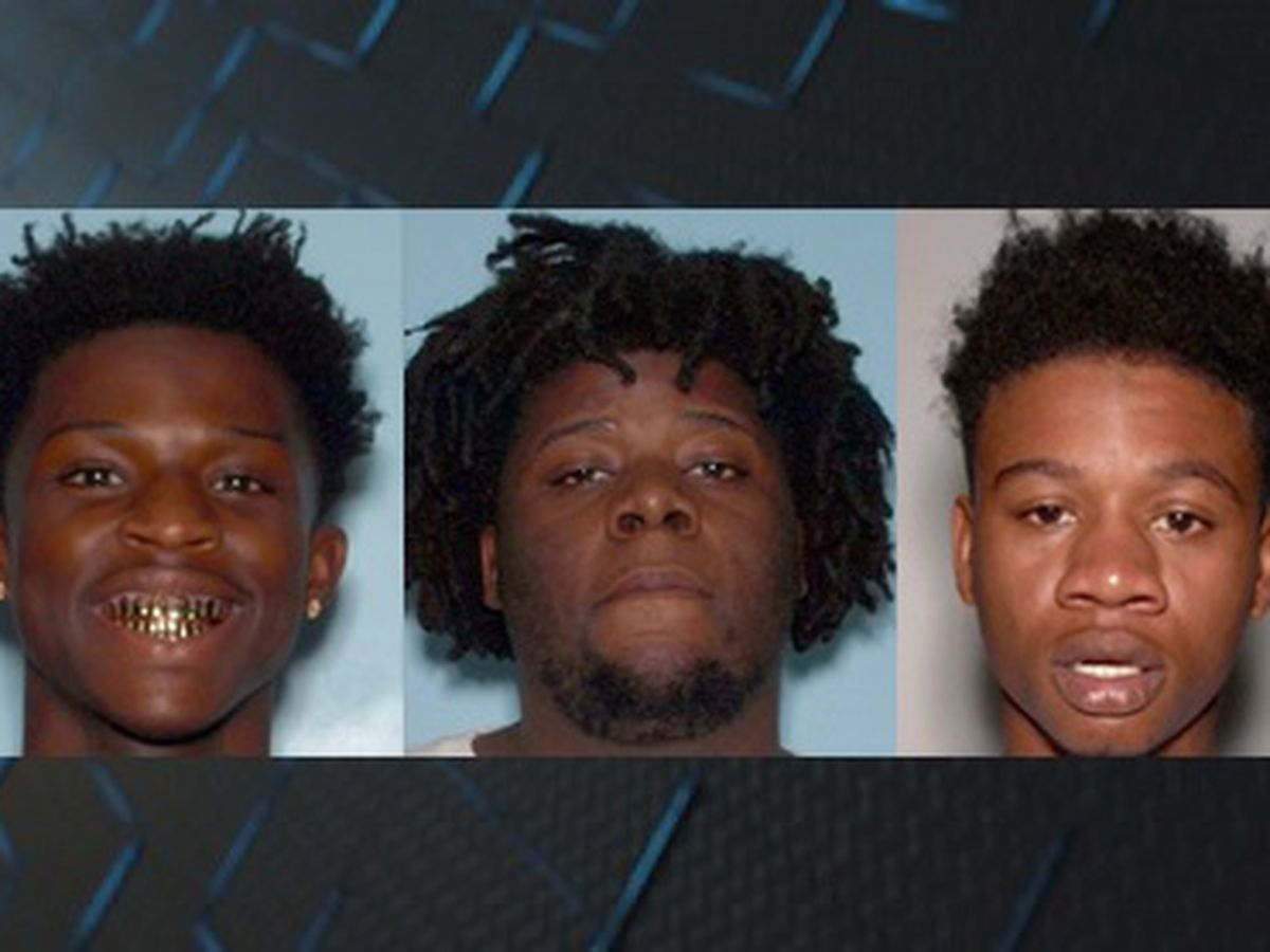 Savannah PD looking for 3 men involved in physical altercation at Oglethorpe Mall