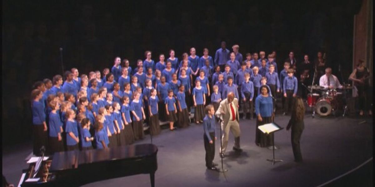 WTOC Hometown Hero Roger Moss stepping down from Savannah Children's Choir