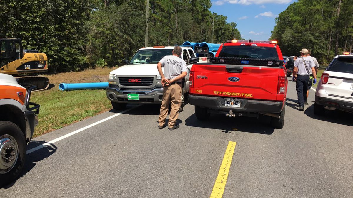 OSHA investigating construction-related death on Blue Jay Road in Effingham Co.