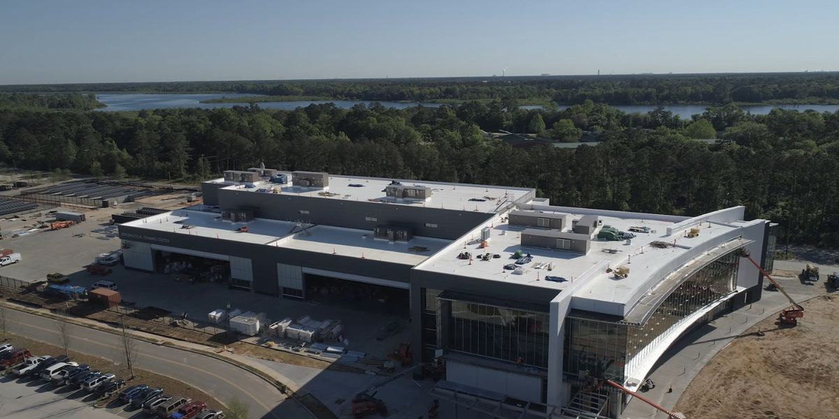 Trident Tech on track to open SC Aeronautical Training Center in the fall