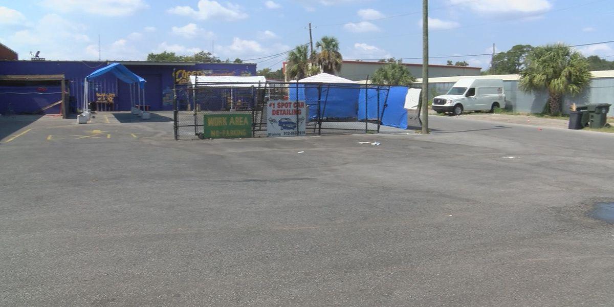 8 arrested at Savannah car wash