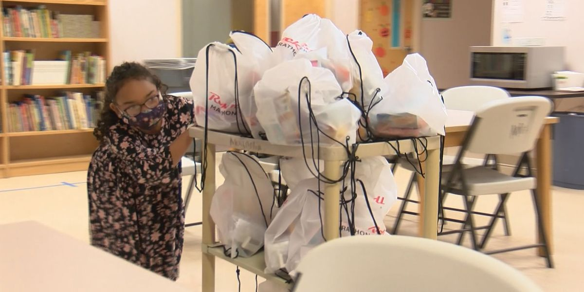 Good News: Bethany's Happy Bags for the Homeless