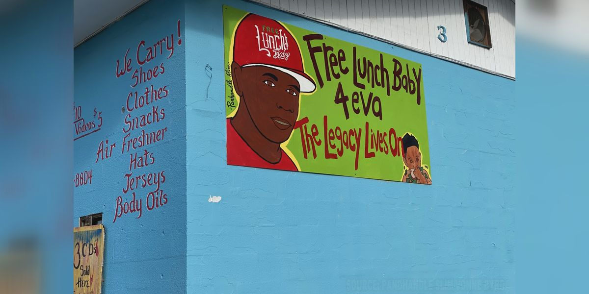 Mother of slain community activist presented with mural