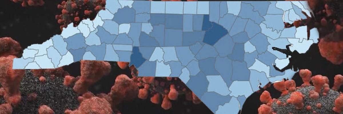 N.C. reports highest COVID spike to date as more than 2,400 test positive in 24 hours