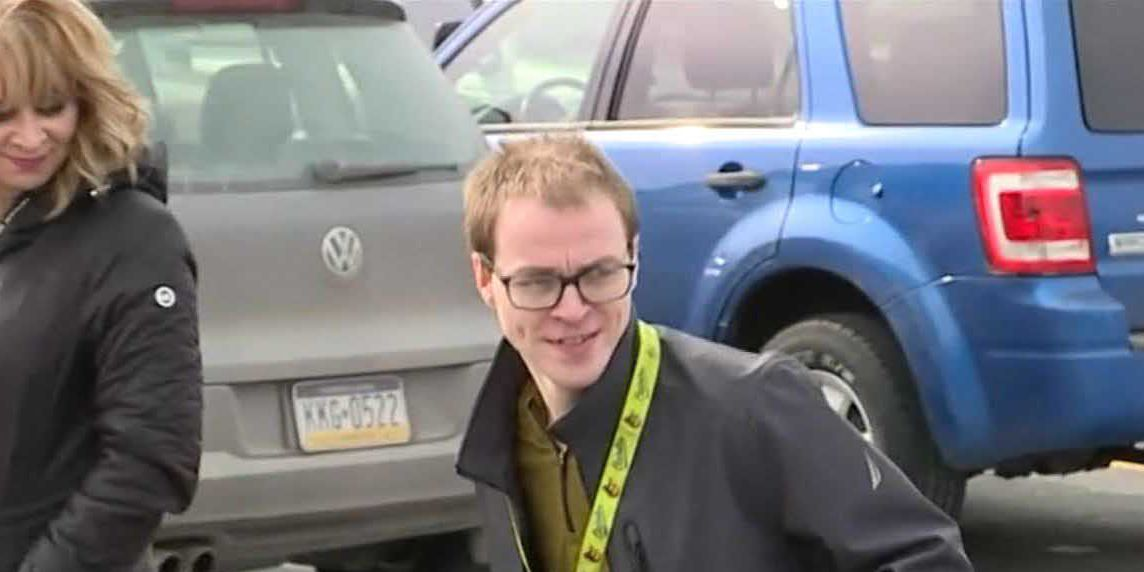 New policy threatens job of Walmart greeter with cerebral palsy; parents and community fight to save it