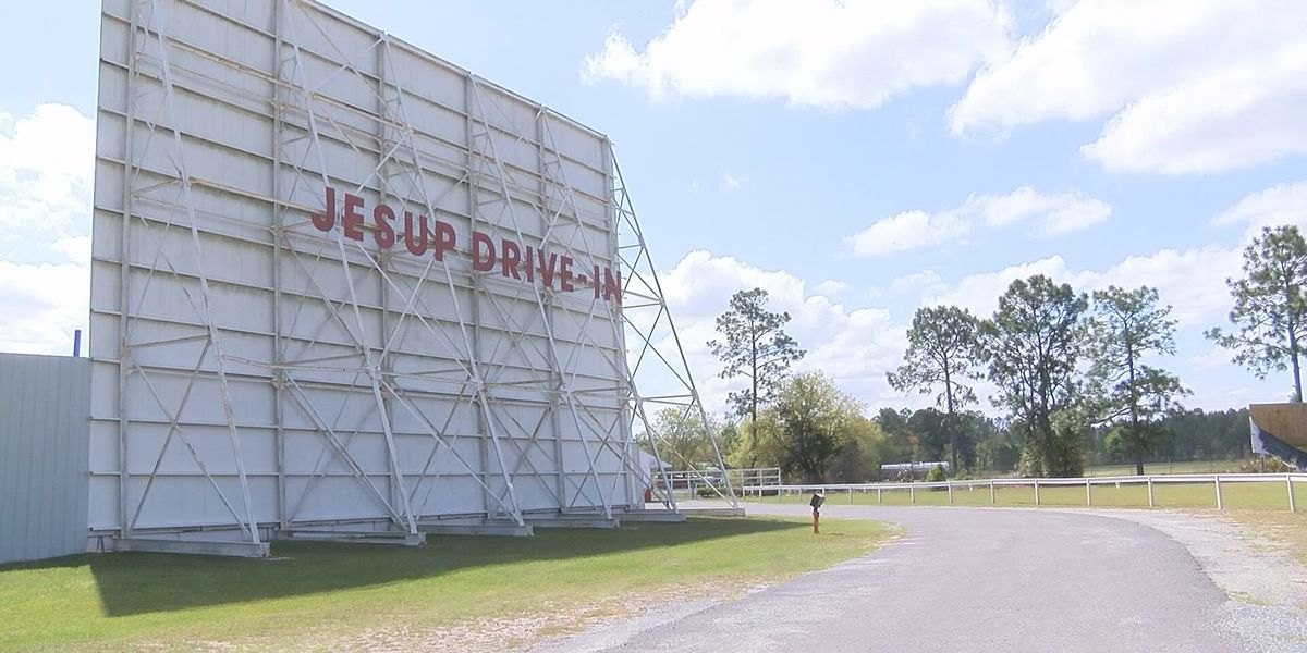 Looking for something to do? Jesup Drive-in still open