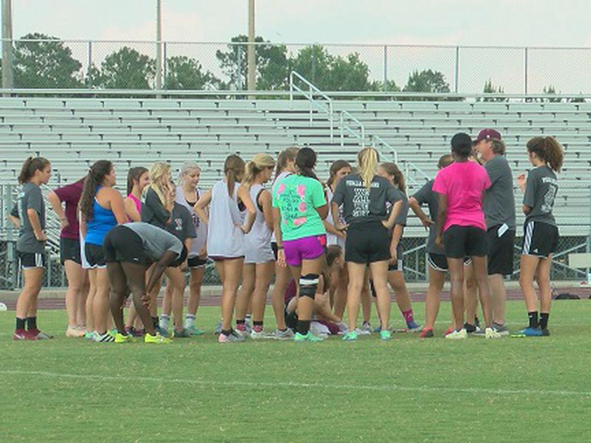 Vidalia girl's soccer team prepping for State Title game
