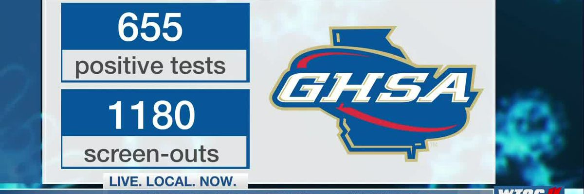 GHSA releases COVID-19 numbers, Fall seasons moving forward as scheduled