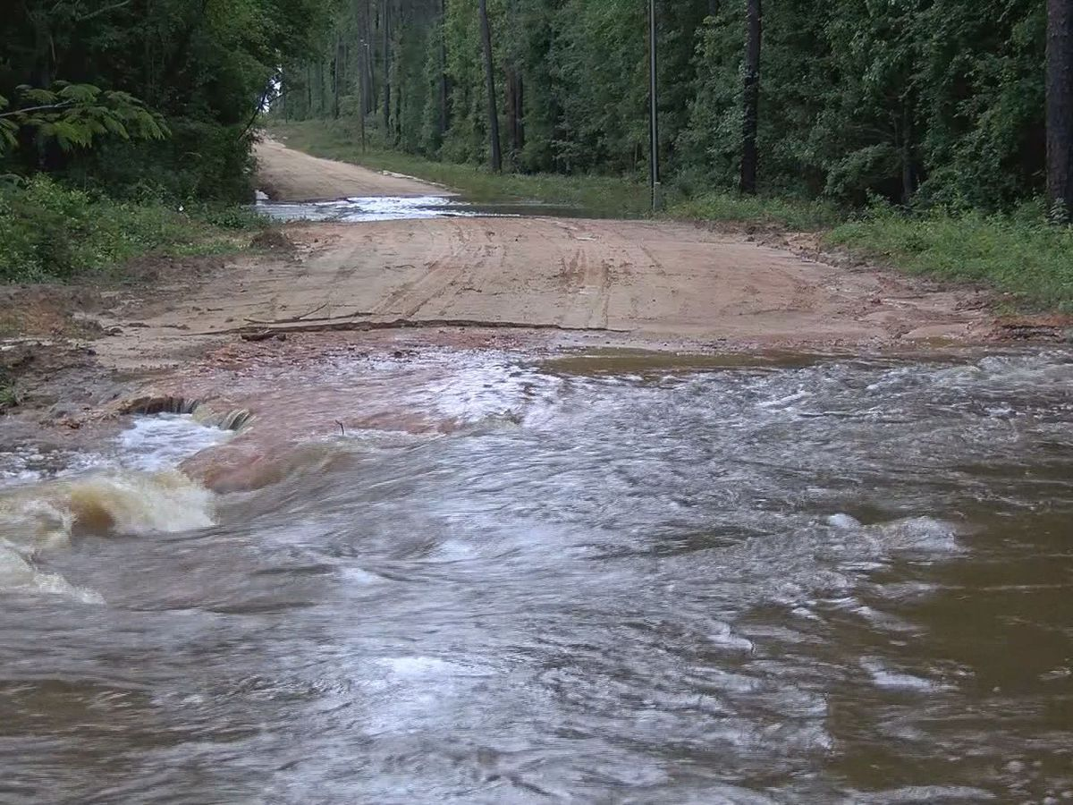 Georgia to give counties $6M to repair flood-damaged roads
