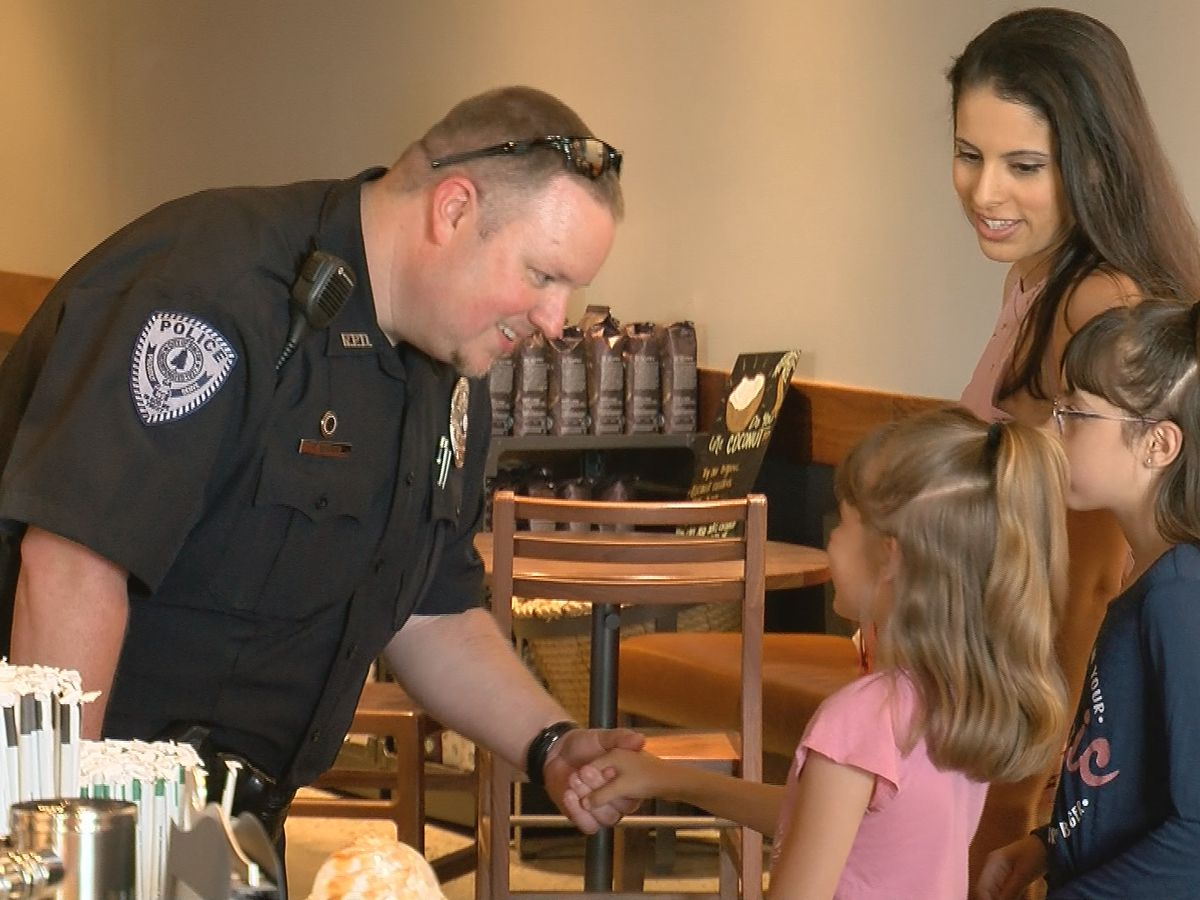 Coffee with a Cop strengthens community relationship with local police