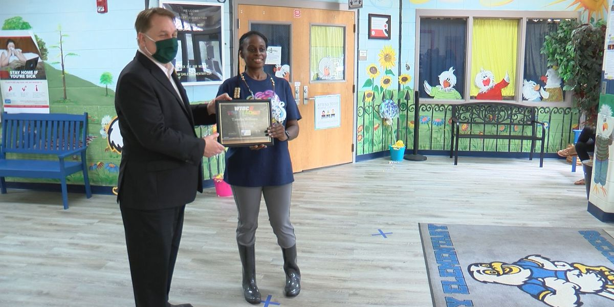 Top Teacher: Tamelia Williams