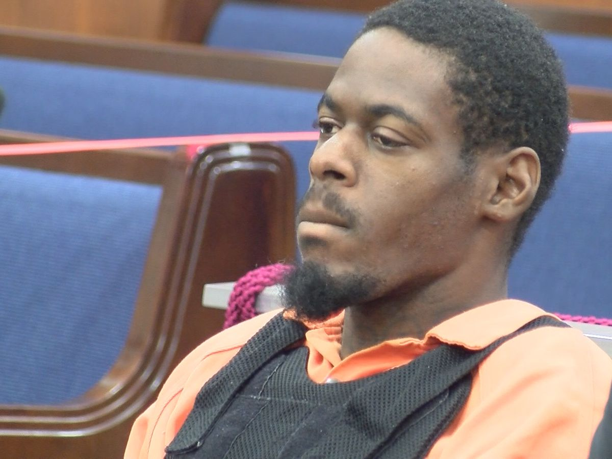 Vidalia suspect accused of armed robbery, homicide appears in court