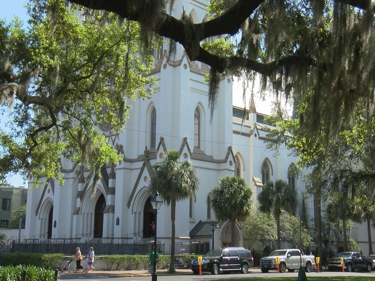 Cathedral Basilica of St. John the Baptist starts renovation project