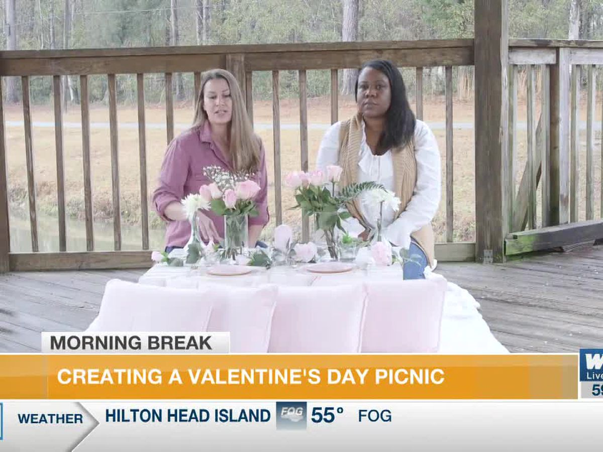 How to Create a Valentine's Day Tablescape