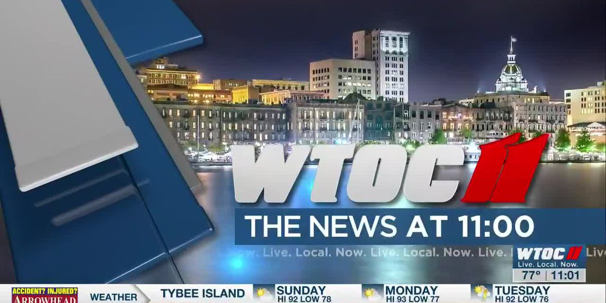 The News at 11 on Saturday