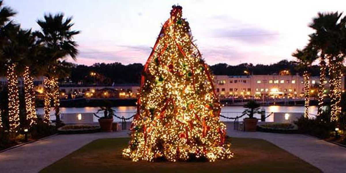 Holiday Events around the Coastal Empire, Lowcountry